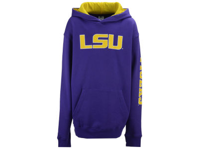 LSU Tigers Colosseum NCAA Youth Zone Hoodie