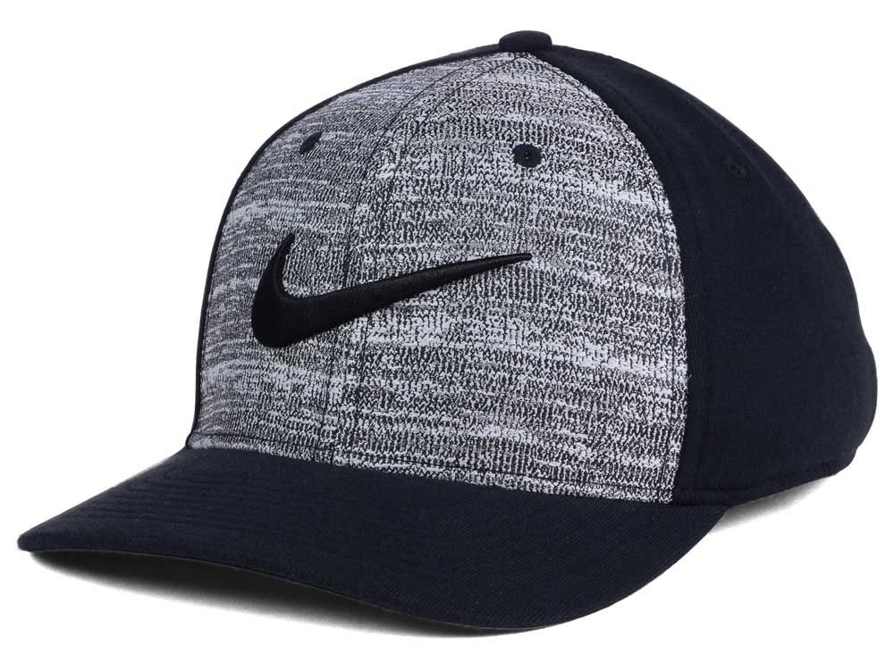 Nike Heather Swoosh Flex Cap  fea67dcb743
