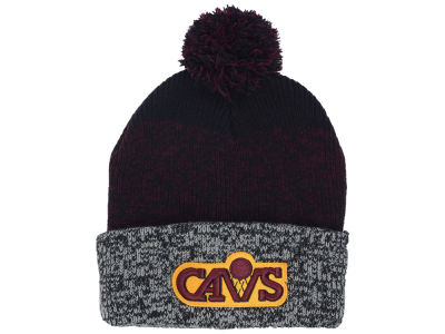Cleveland Cavaliers '47 NBA Black Static Pom Knit