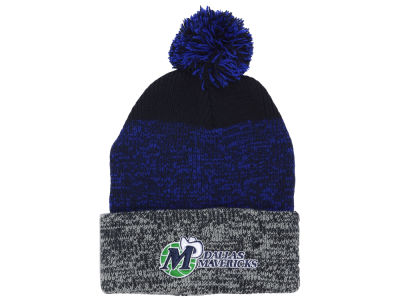 Dallas Mavericks '47 NBA Black Static Pom Knit