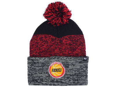 Houston Rockets '47 NBA Black Static Pom Knit