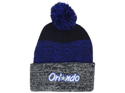 Orlando Magic '47 NBA Black Static Pom Knit