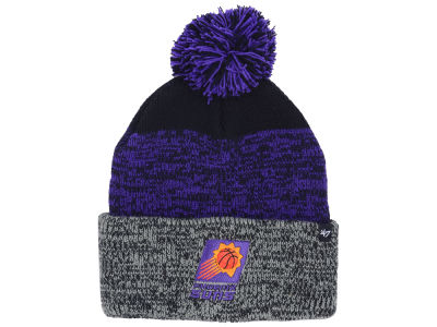 Phoenix Suns '47 NBA Black Static Pom Knit