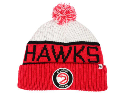 Atlanta Hawks '47 NBA '47 Tackle Box Pom Knit
