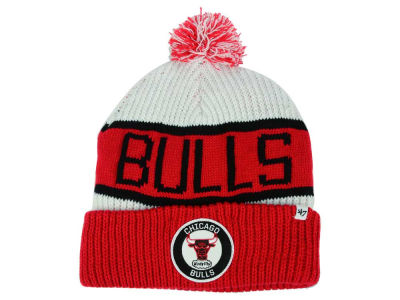 Chicago Bulls '47 NBA '47 Tackle Box Pom Knit