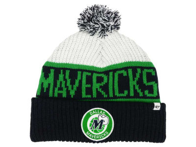 Dallas Mavericks '47 NBA '47 Tackle Box Pom Knit