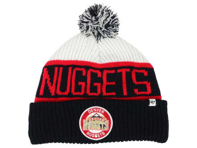 Denver Nuggets '47 NBA '47 Tackle Box Pom Knit