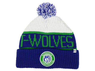 Minnesota Timberwolves '47 NBA '47 Tackle Box Pom Knit