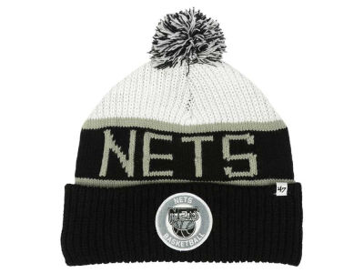 New Jersey Nets '47 NBA '47 Tackle Box Pom Knit