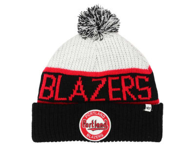 Portland Trail Blazers '47 NBA '47 Tackle Box Pom Knit