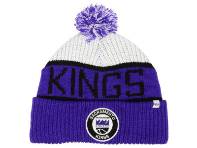 Sacramento Kings '47 NBA '47 Tackle Box Pom Knit