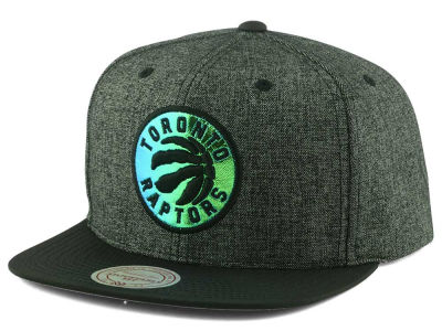 Toronto Raptors Mitchell and Ness NBA Reflective Gaze Snapback Cap