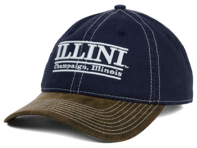 Illinois Fighting Illini NCAA Outdoor Bar Hat