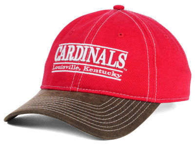 Louisville Cardinals NCAA Outdoor Bar Hat