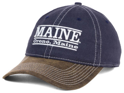Maine Black Bears NCAA Outdoor Bar Hat