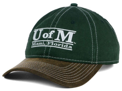 Miami Hurricanes NCAA Outdoor Bar Hat