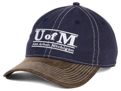 Michigan Wolverines NCAA Outdoor Bar Hat