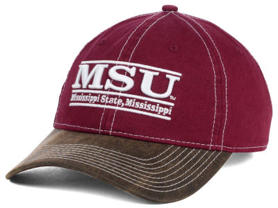 Mississippi State Bulldogs NCAA Outdoor Bar Hat