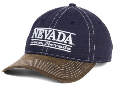 Nevada Wolf Pack NCAA Outdoor Bar Hat