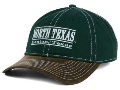 North Texas Mean Green NCAA Outdoor Bar Hat