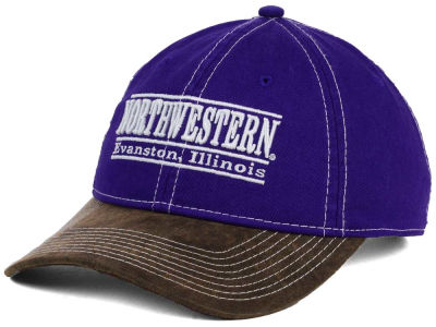 Northwestern Wildcats NCAA Outdoor Bar Hat