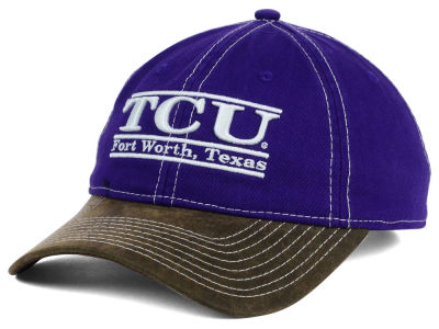 Texas Christian Horned Frogs NCAA Outdoor Bar Hat