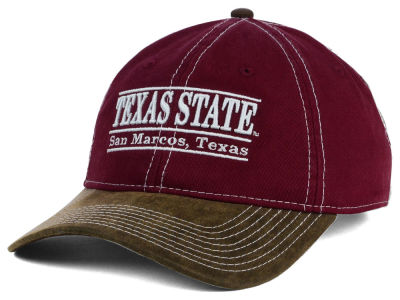 Texas State Bobcats NCAA Outdoor Bar Hat