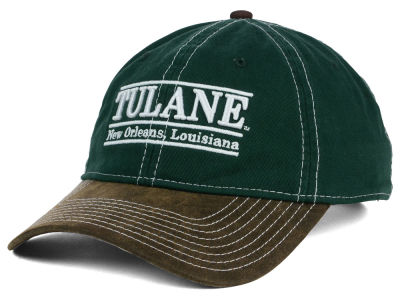 Tulane Green Wave NCAA Outdoor Bar Hat