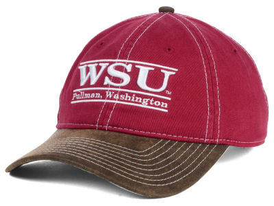 Washington State Cougars NCAA Outdoor Bar Hat
