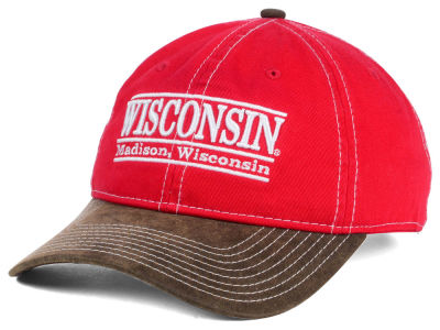 Wisconsin Badgers NCAA Outdoor Bar Hat