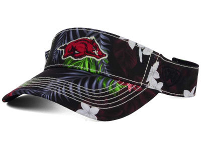 Arkansas Razorbacks Top of the World NCAA Cove Visor