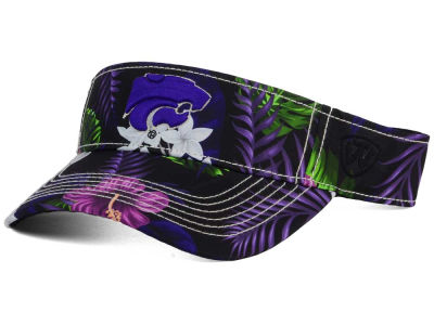 Kansas State Wildcats Top of the World NCAA Cove Visor