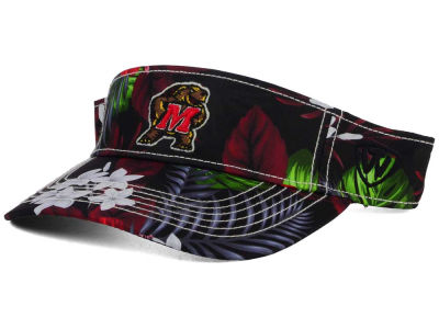 Maryland Terrapins Top of the World NCAA Cove Visor