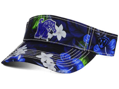 Memphis Tigers Top of the World NCAA Cove Visor