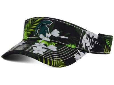 Michigan State Spartans Top of the World NCAA Cove Visor