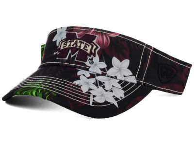 Mississippi State Bulldogs Top of the World NCAA Cove Visor