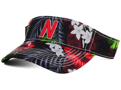 Nebraska Cornhuskers Top of the World NCAA Cove Visor