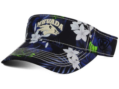 Nevada Wolf Pack Top of the World NCAA Cove Visor