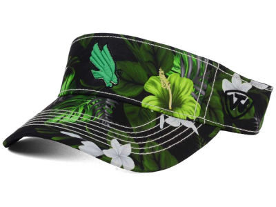 North Texas Mean Green Top of the World NCAA Cove Visor