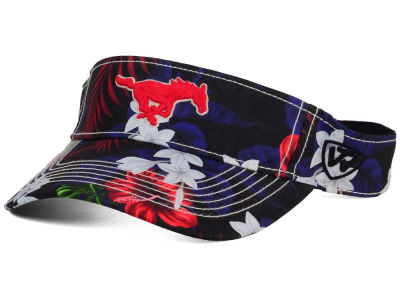 Southern Methodist Mustangs Top of the World NCAA Cove Visor