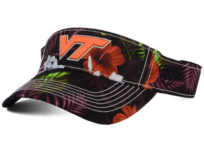 Virginia Tech Hokies Top of the World NCAA Cove Visor