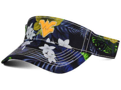 West Virginia Mountaineers Top of the World NCAA Cove Visor