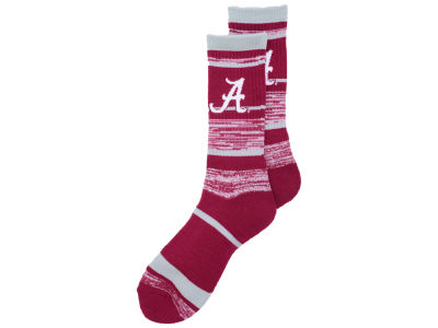 Alabama Crimson Tide RMC Stripe Socks