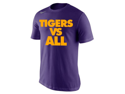 LSU Tigers Nike NCAA Men's VS All T-Shirt