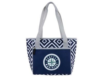 Seattle Mariners 16 Can Cooler Tote