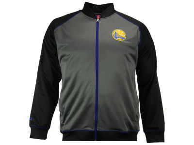 Golden State Warriors Majestic NBA Men's Wow Track Jacket