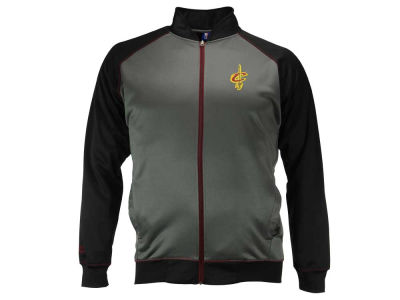 Cleveland Cavaliers Majestic NBA Men's Wow Track Jacket