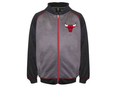 Chicago Bulls Majestic NBA Men's Wow Track Jacket