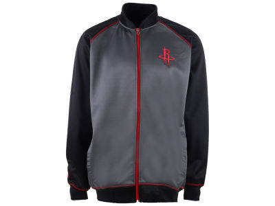 Houston Rockets Majestic NBA Men's Wow Track Jacket