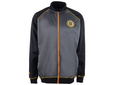 Boston Bruins Majestic NHL Men's Wow Track Jacket